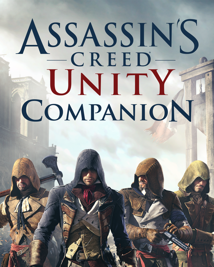 Assassin S Creed Unity Companion App Assassin S Creed Wiki Fandom