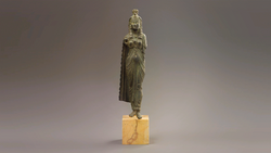DTAE Alleged statue of Cleopatra VII