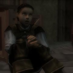 玛利亚嘲讽阿泰尔的对话
