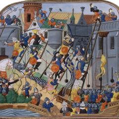 君士坦丁堡的陷落