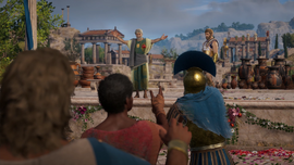 Welcome to Athens - Assassins Creed Odyssey