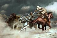 AC1 Cheval Royaume Armure concept