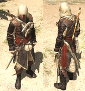 AC4 Edward Kenway's Robes