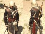 Assassin's Creed IV: Black Flag kinézetek