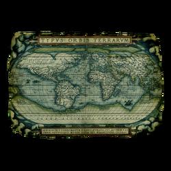 ACIV Planisphère (1570)