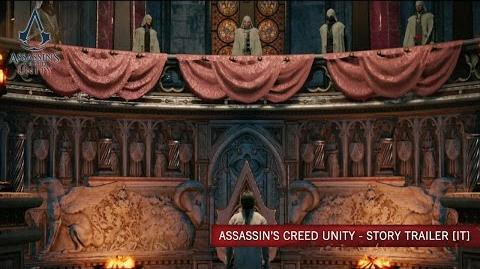 Assassin's Creed Unity - Story Trailer IT