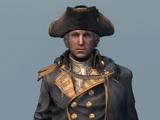 Database: George Washington (Assassin's Creed III)