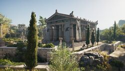 ACOD Temple of Herakles