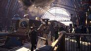 ACS Londres Gare screen