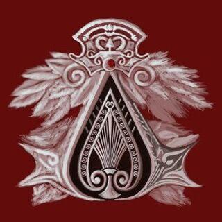 Römisches Assassinensymbol