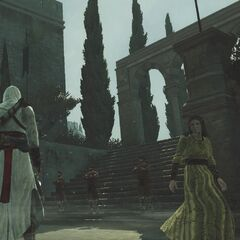 圣殿山的两个入口之一