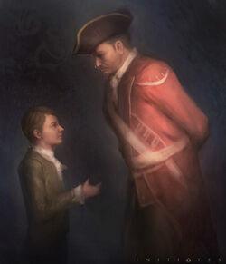 היית'ם פוגש את בראדוק