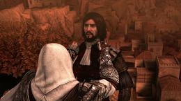 צ'זארה מושלך אל מותו