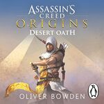AC Desert Oath audiobook cover