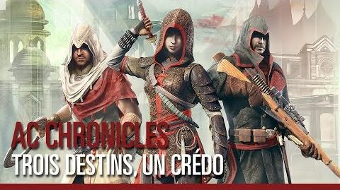 Assassin's Creed Chronicles - Trailer d'annonce