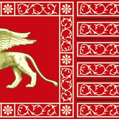 Drapeau de la <b>République Sérénissime de Venise</b>