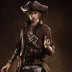 查理·奥利弗<br />英国海盗
