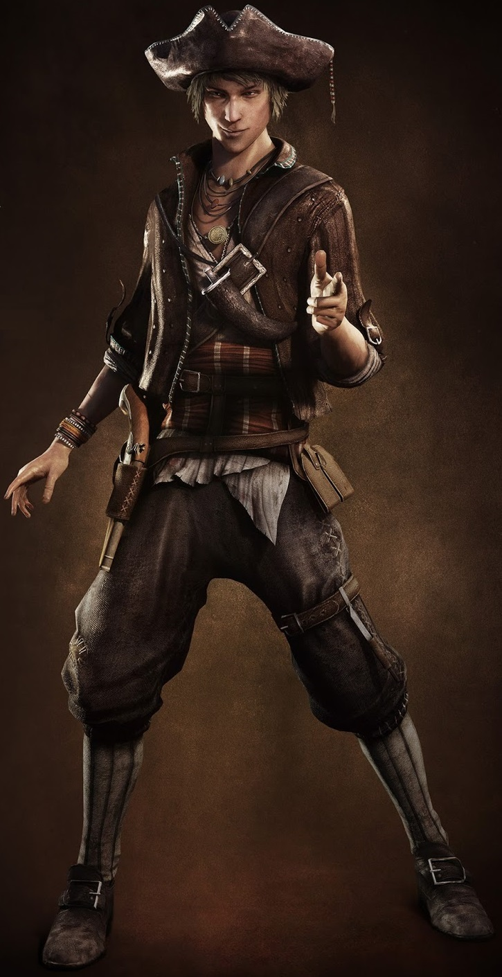 assassins creed iv black flag characters