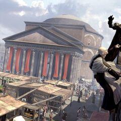 虚拟战斗训练计划中的万神殿