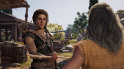 ACOD Lumbering Along - Kassandra Carrying Wood