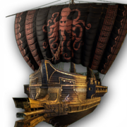 ACOD The Aegean Pirate Ship Design