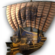 ACOD The Minotaur's Revenge ship design