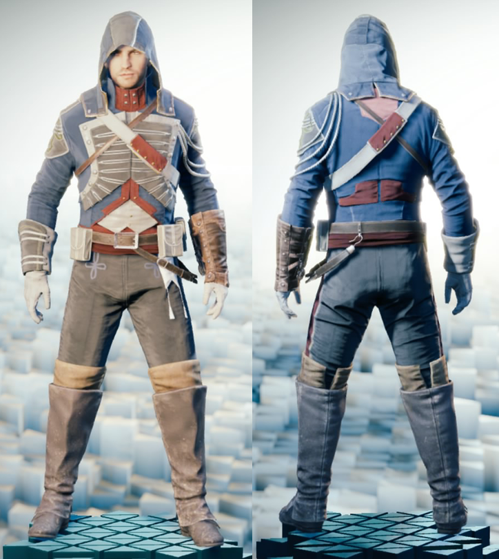 image  acu master military outfit  assassin's creed