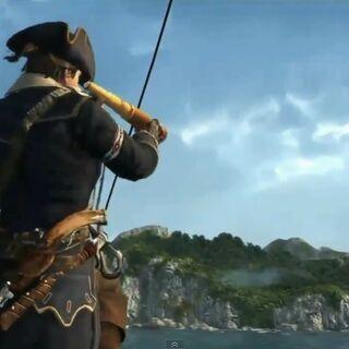 Connor als Kapitän
