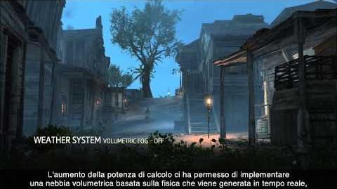 Creare un Open World di nuova generazione Assassin's Creed 4 Black Flag IT