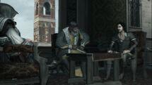 Ezio Antonio Agostino at the seta