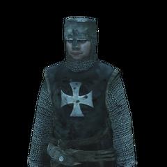 A Hospitalier sergeant