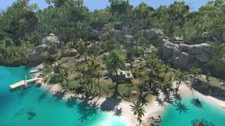 ACIV Cat Island