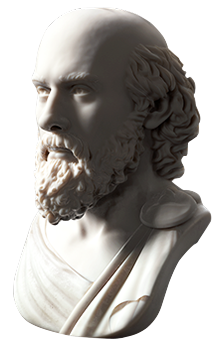 ACOD Bust of Hippocrates