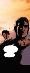 ACO Comics Aya Brutus part ways