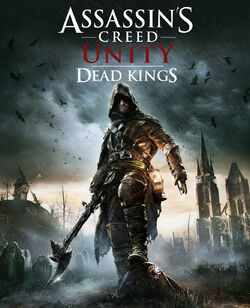 ACU Dead Kings DLC keyart