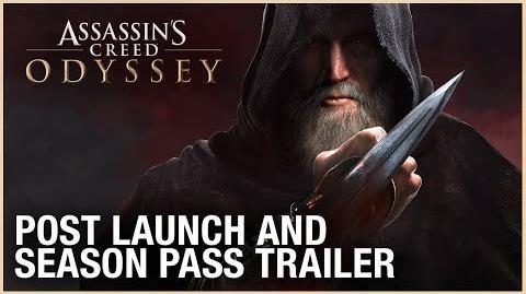 Assassin's Creed Odyssey Post Launch & Season Pass Trailer Ubisoft NA