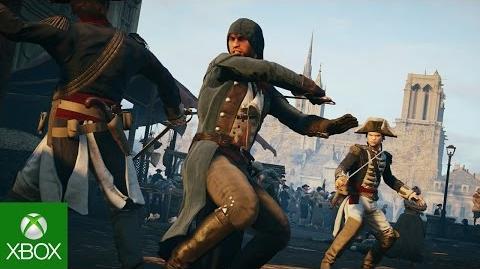 Assassin's Creed Unity 101 Trailer North America
