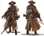 Sharpshooter Concept Art