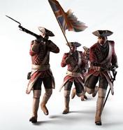 Truppe inglesi