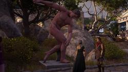 ACOD Olympia Resting Area - Priestess