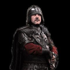 Un garde <b>byzantin</b>