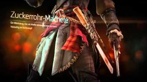 Assassin's Creed 3 Liberation - Aveline 360 DE