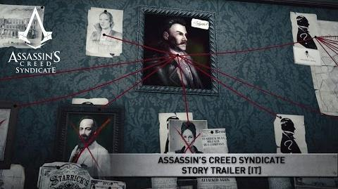 Assassin's Creed Syndicate – Story Trailer IT