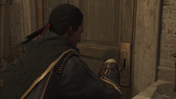 AC3 Haytham Lockpicking