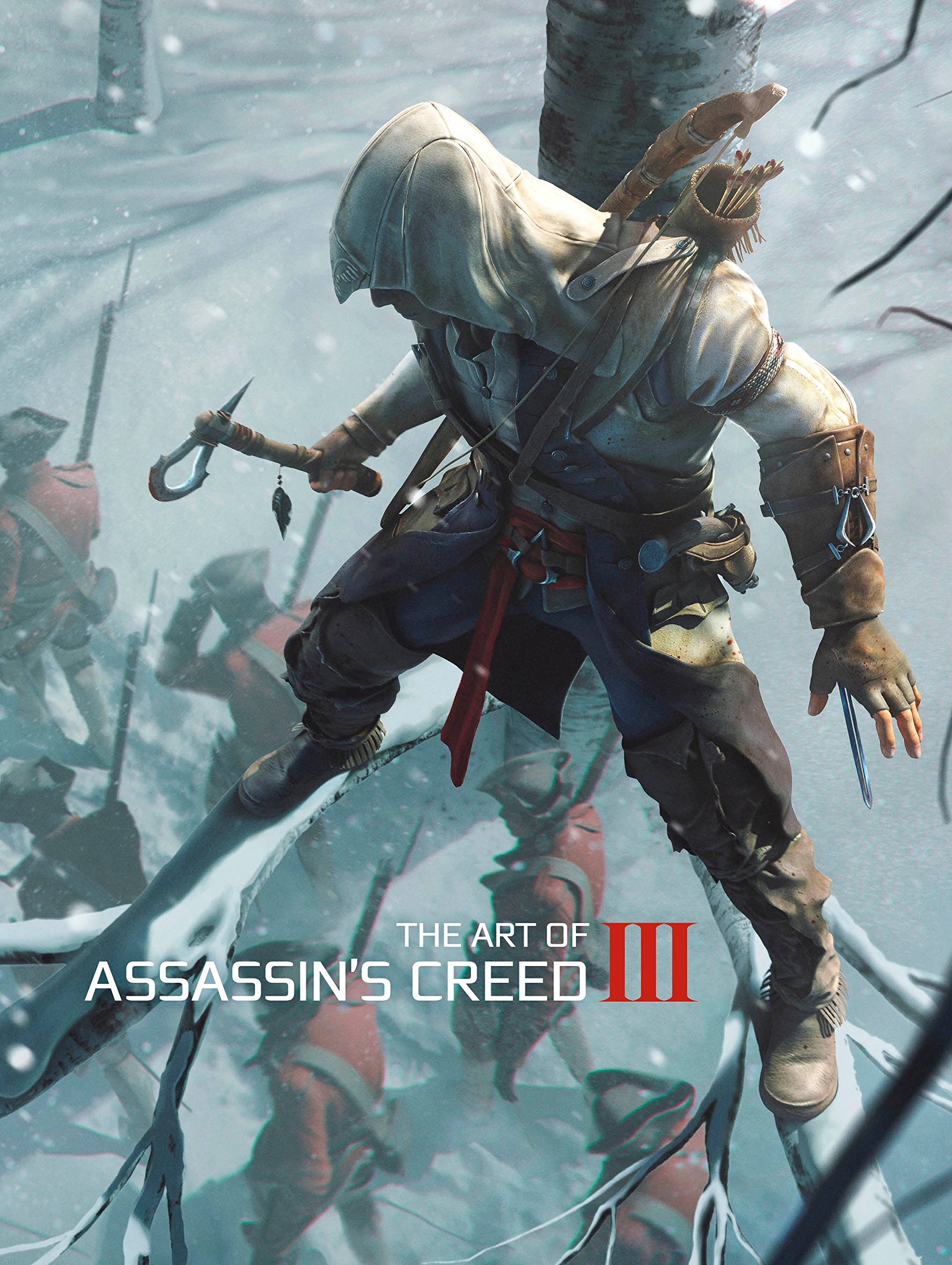 The Art Of Assassin S Creed Iii Assassin S Creed Wiki Fandom
