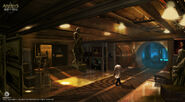ACIV Abstergo Entertainment Galerie concept