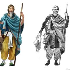 希罗多德的原设图