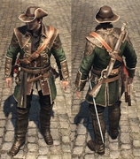 ACRG Sharpshooter outfit
