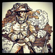 ACU Napoléon dessin