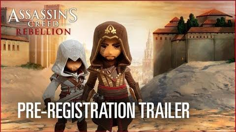 Assassin's Creed Rebellion Pre-Registration Trailer Ubisoft NA